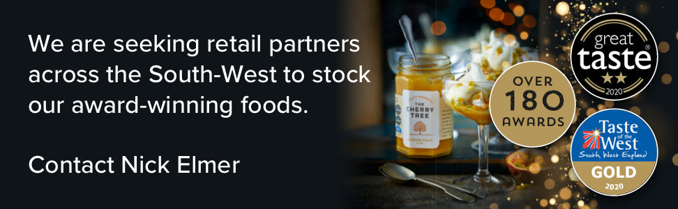 We are seeking retail partners across the South-West to stock our award-winning foods.