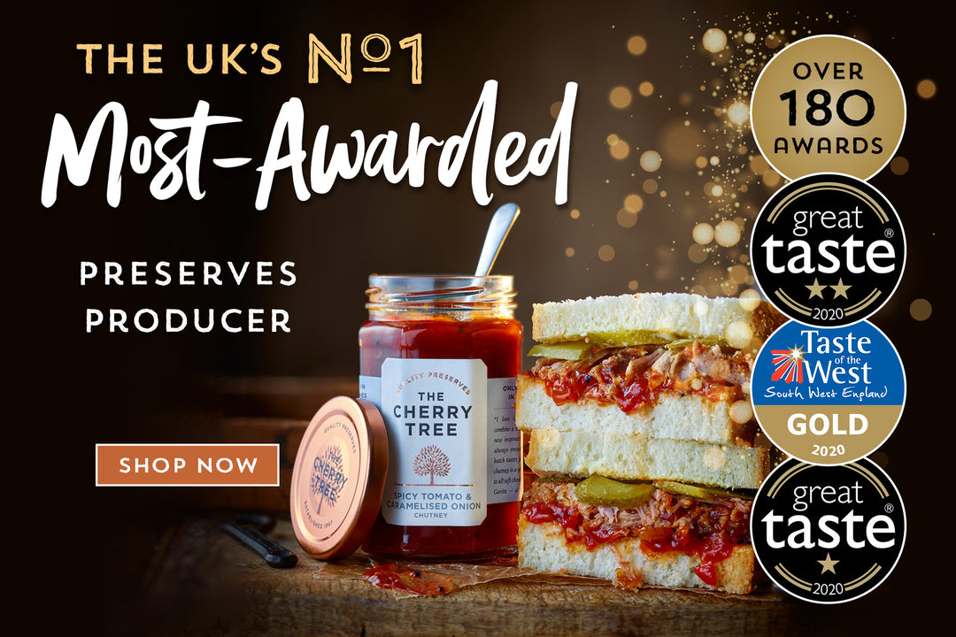 The UK's Number 1 Most-Awarded Preserves Producer