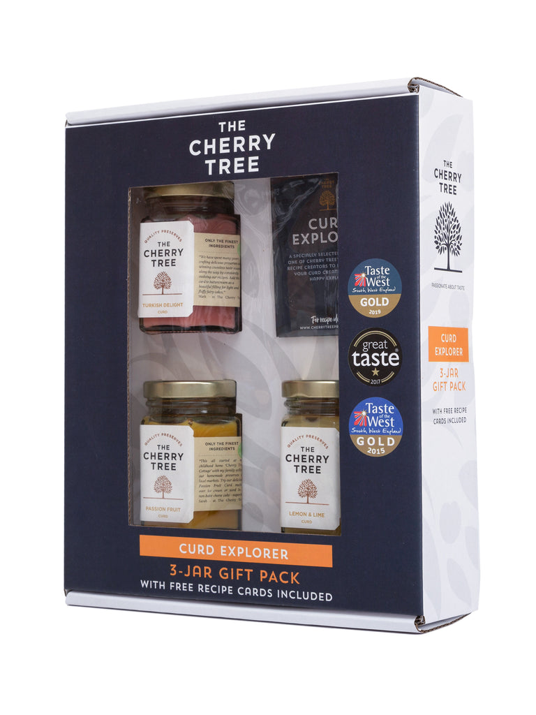Curd Explorer 3-Jar Gift Pack