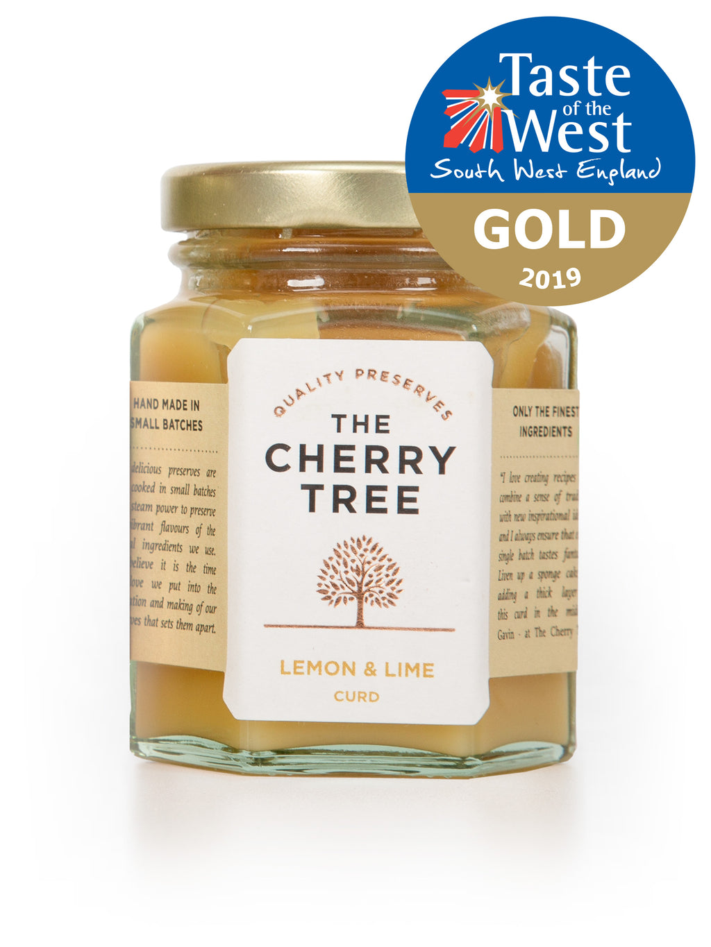 Lemon & Lime Curd 100g