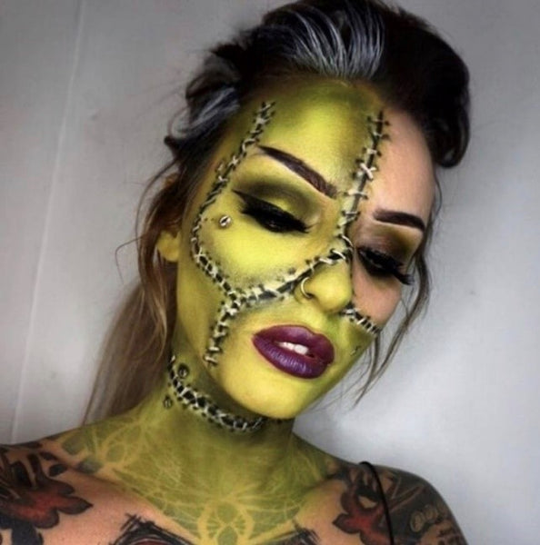 Halloween Makeup Ideas from Crownbrush
