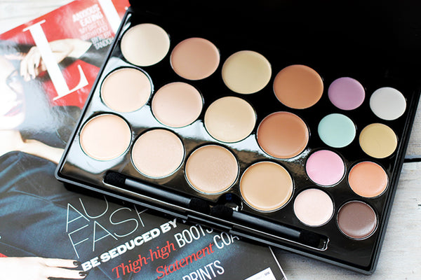 Introducing the 20 Colour Concealer and Contour Palette