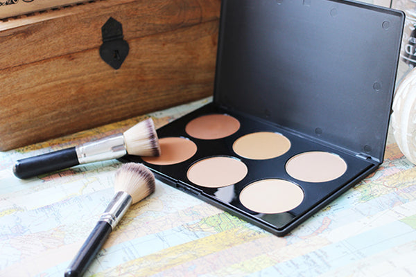 6 Colour Pressed Powder Foundation Review