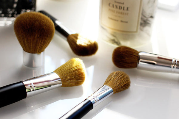 Makeup Brushes for Mineral Makeup