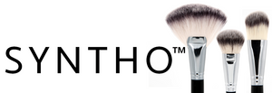 Crownbrush Syntho Makeup Brush Range