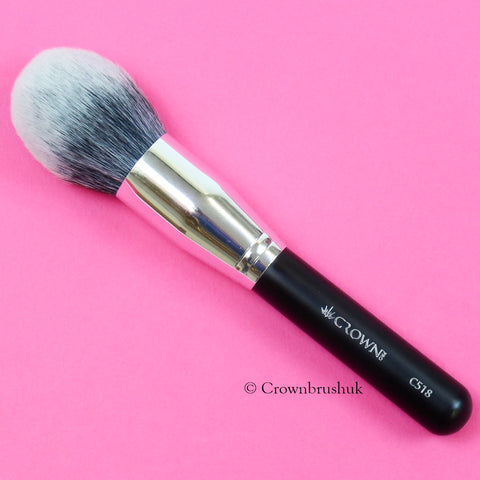 Which Makeup Brushes Do I Need? Crownbrush Powder Brush