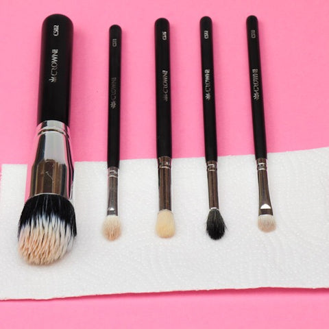 Cleaning Makeup Brushes Crownbrush