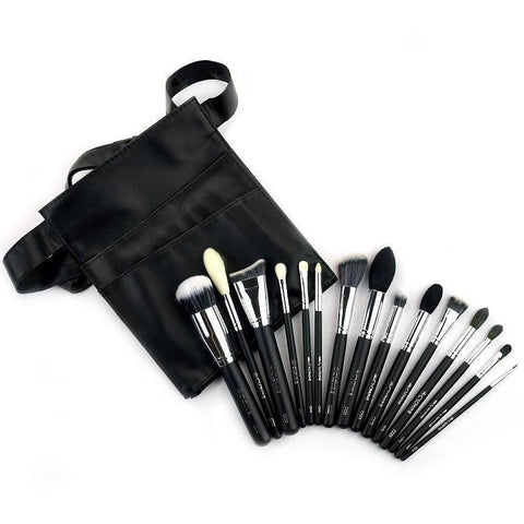 Crown Pro Makeup Brush Set