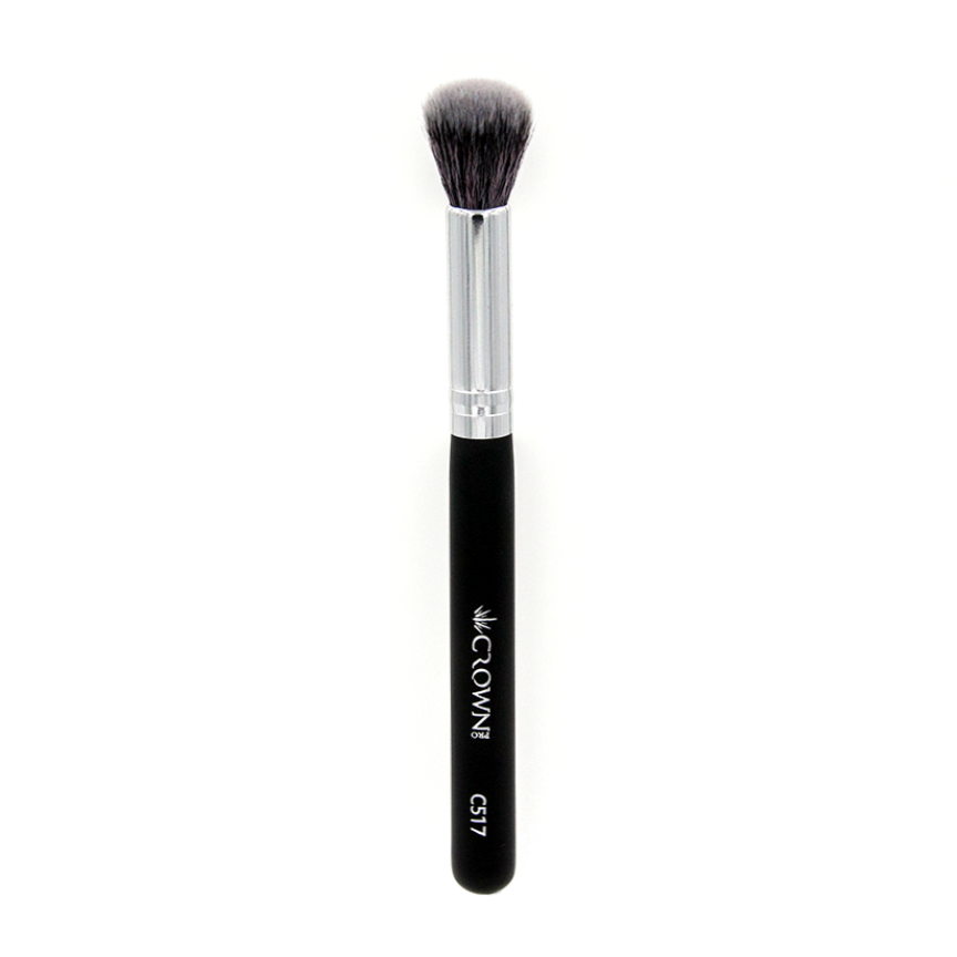 C517 Pro Precision Dome Blender Brush - Crownbrush