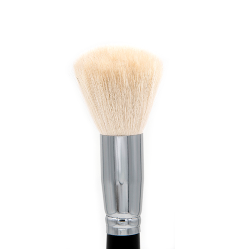 C424 Elite Soft Powder Brush - Crownbrush