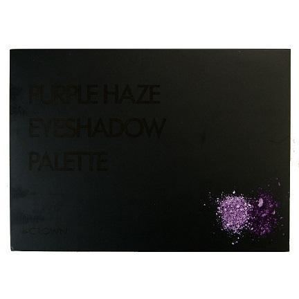 35 Colour Purple Haze Eyeshadow Palette - Crownbrush