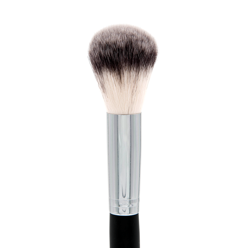 SS019 Deluxe Powder Dome Brush - Crownbrush