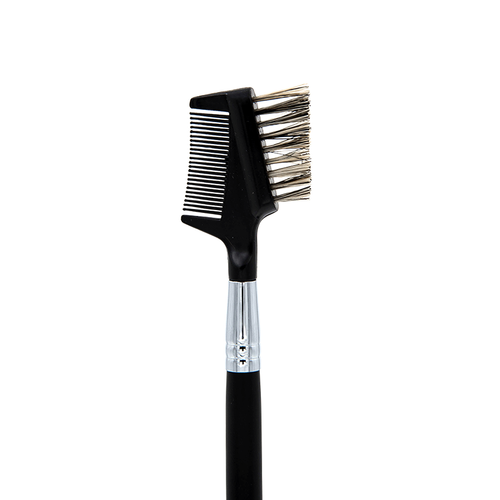 C414 Deluxe Brow / Lash Groomer Brush - Crownbrush