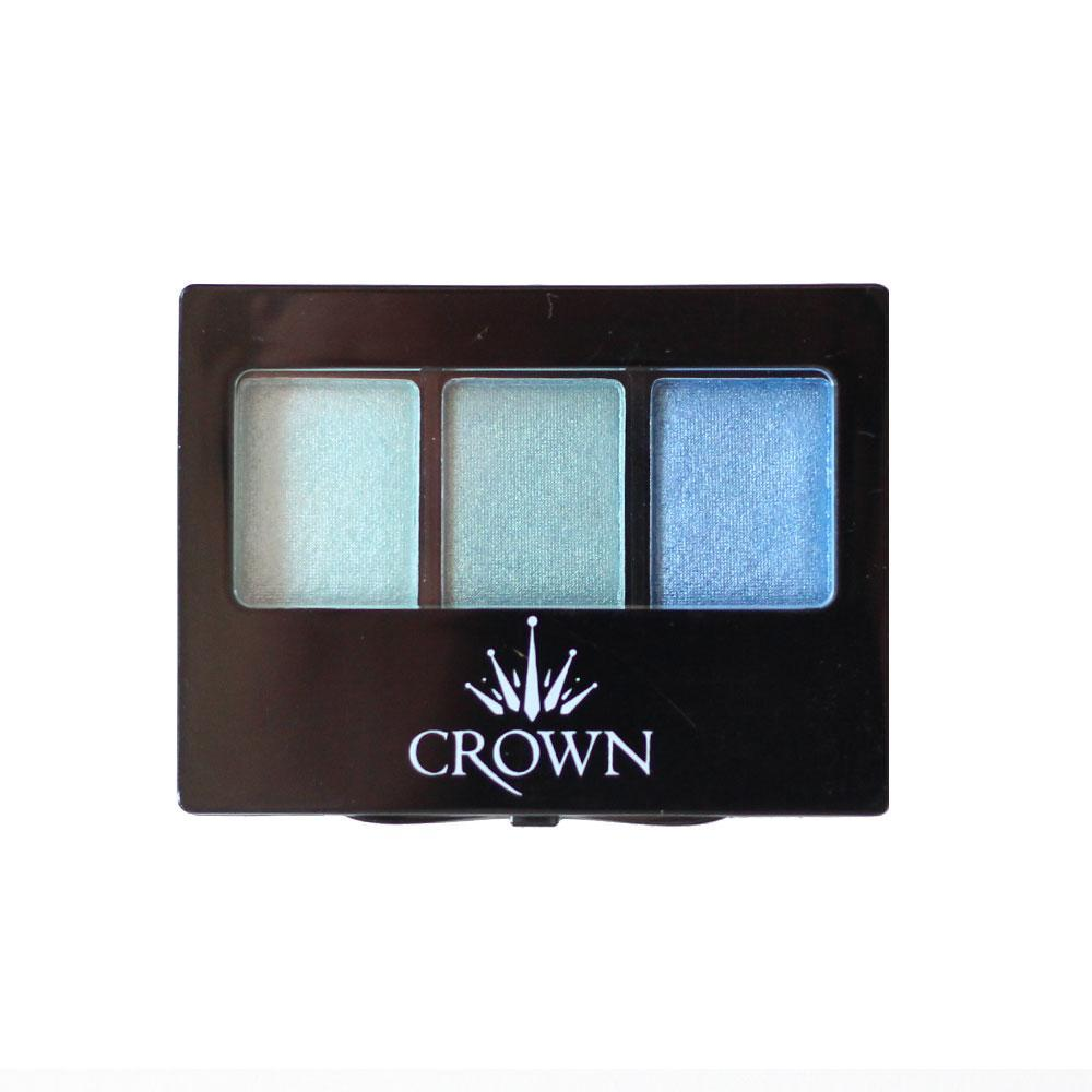 St. Tropez Eyeshadow Trio - Crownbrush