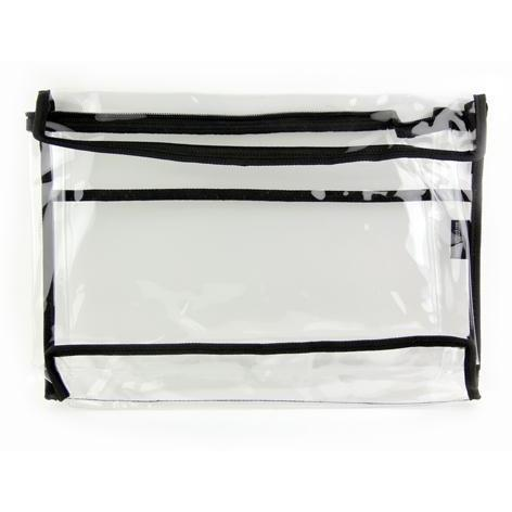 Large Clear Cosmetic Bag