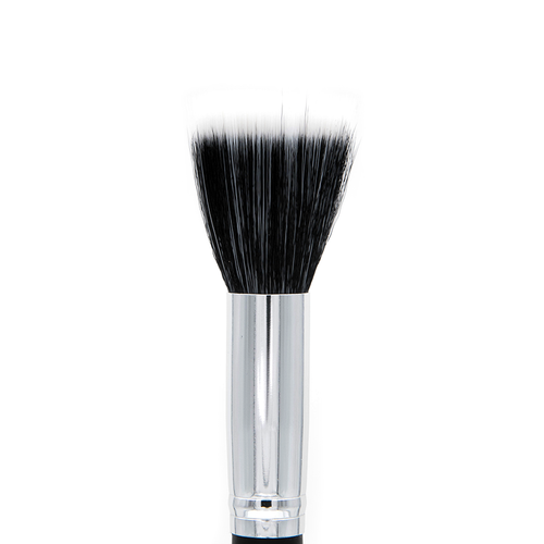 C406 Large Duo Fibre Face Brush - Crownbrush