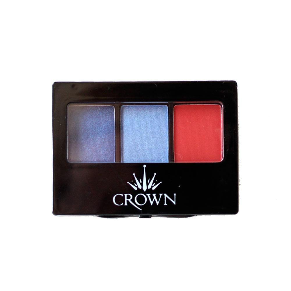 Tahiti Eyeshadow Trio - Crownbrush