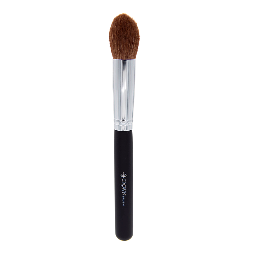 C329 Professional Pointed Blush Brush - Crownbrush
