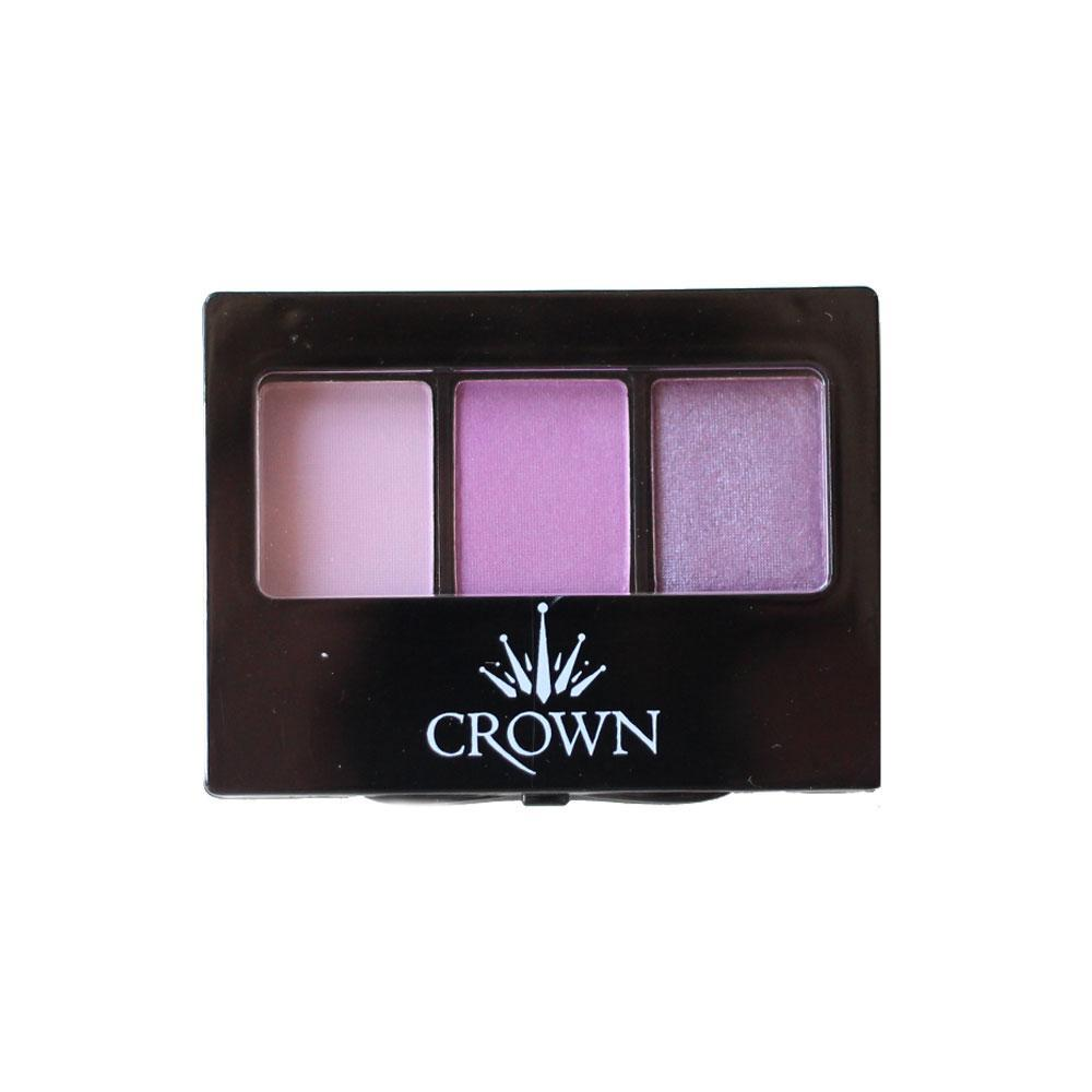 Ibiza Eyeshadow Trio - Crownbrush