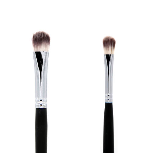AC009 Deluxe Concealer / Lip Makeup Brush - Crownbrush