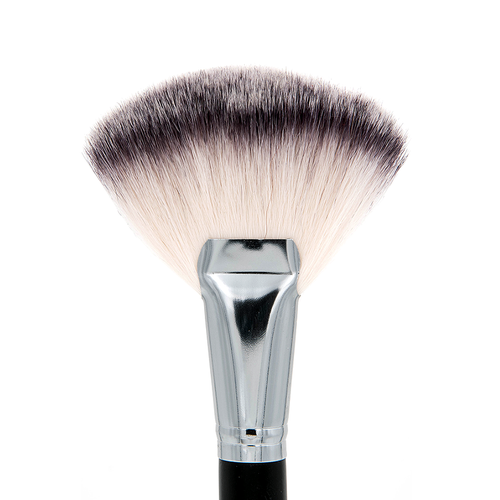 SS023 Syntho Deluxe Fan Brush - Crownbrush