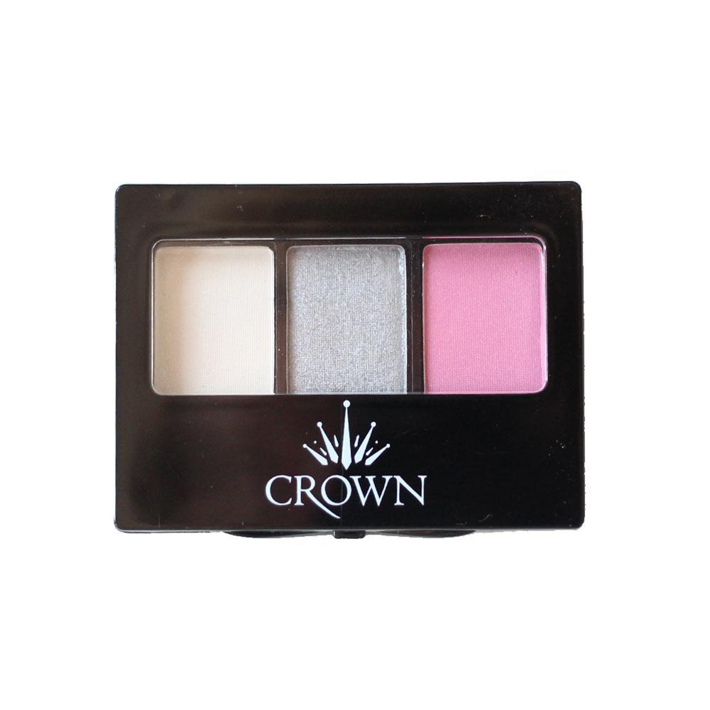 Bora Bora Eyeshadow Trio - Crownbrush