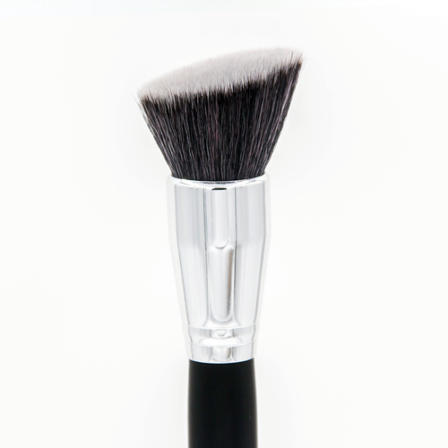 C504 Pro Angle Bronzer Brush - Crownbrush