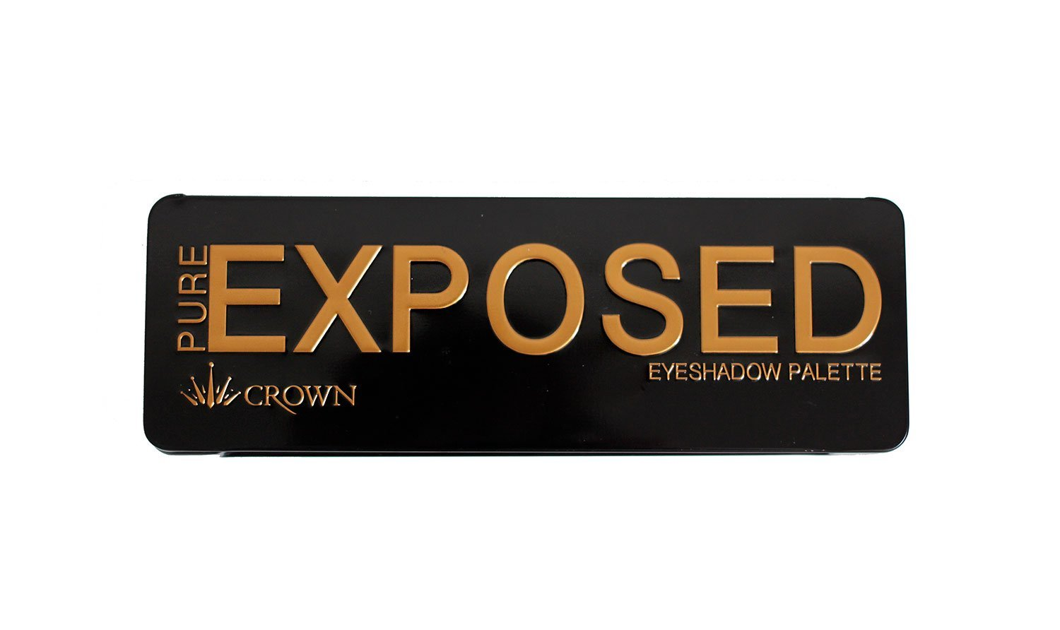 Pure Exposed Eyeshadow Palette - Crownbrush