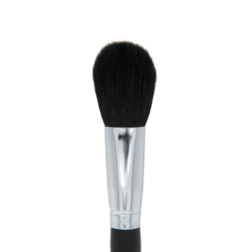 C142 Large Chisel Blush Brush Crownbrush