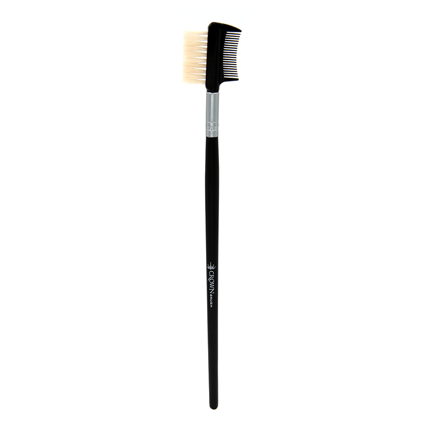 C155 Brow/Lash Groomer Brush - Crownbrush