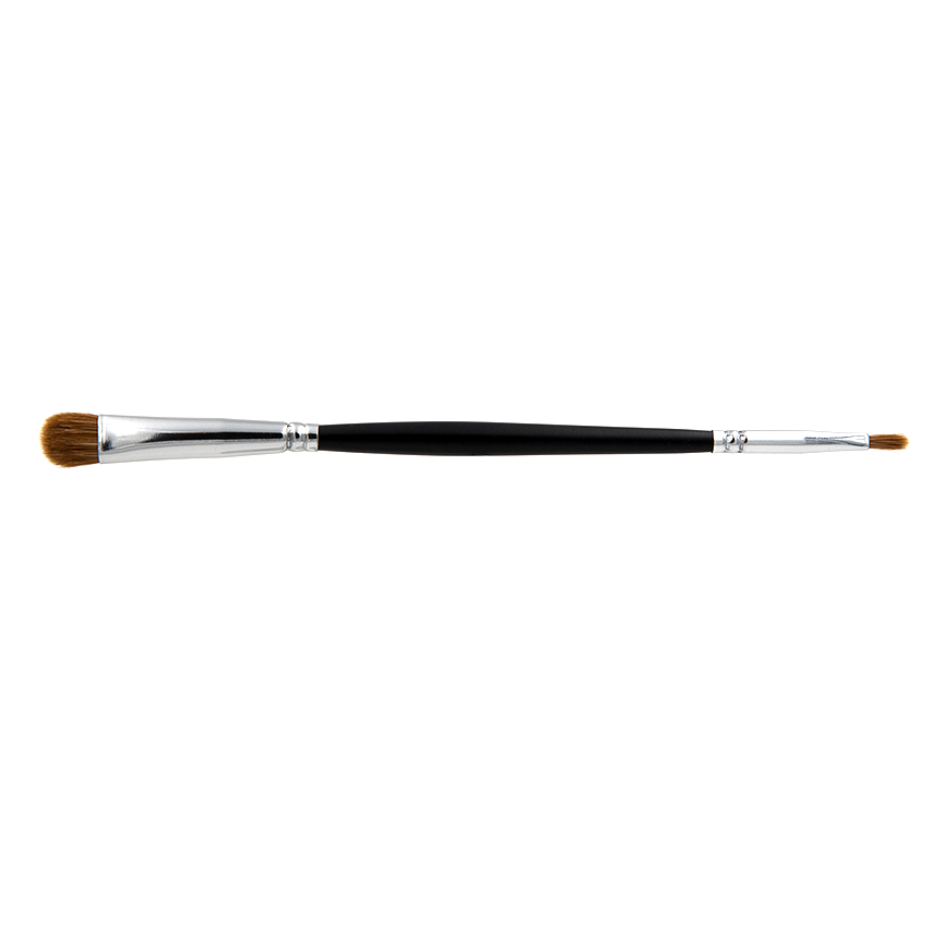 C157 Detail / Firm Shadow Brush - Crownbrush