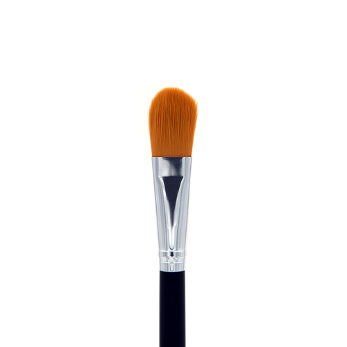 C201 Oval Foundation Brush - Crownbrush