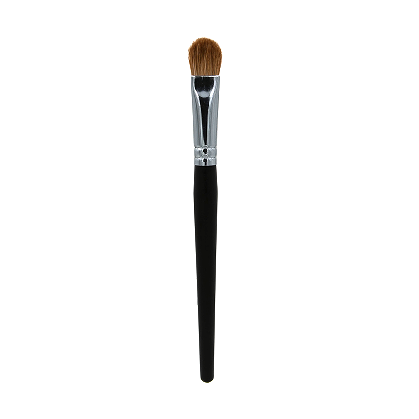 C202 Red Sable Oval Brush - Crownbrush