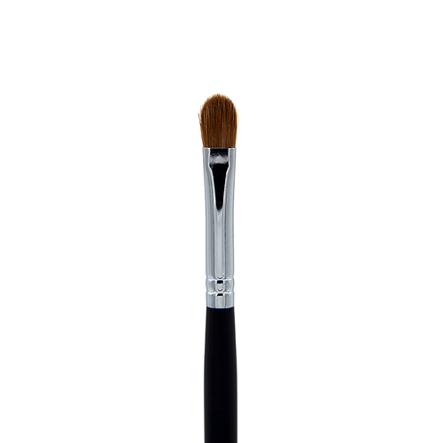 C204 Red Sable Oval Brush - Crownbrush