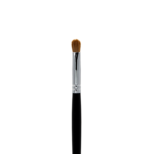 C205 Red Sable Oval Brush - Crownbrush