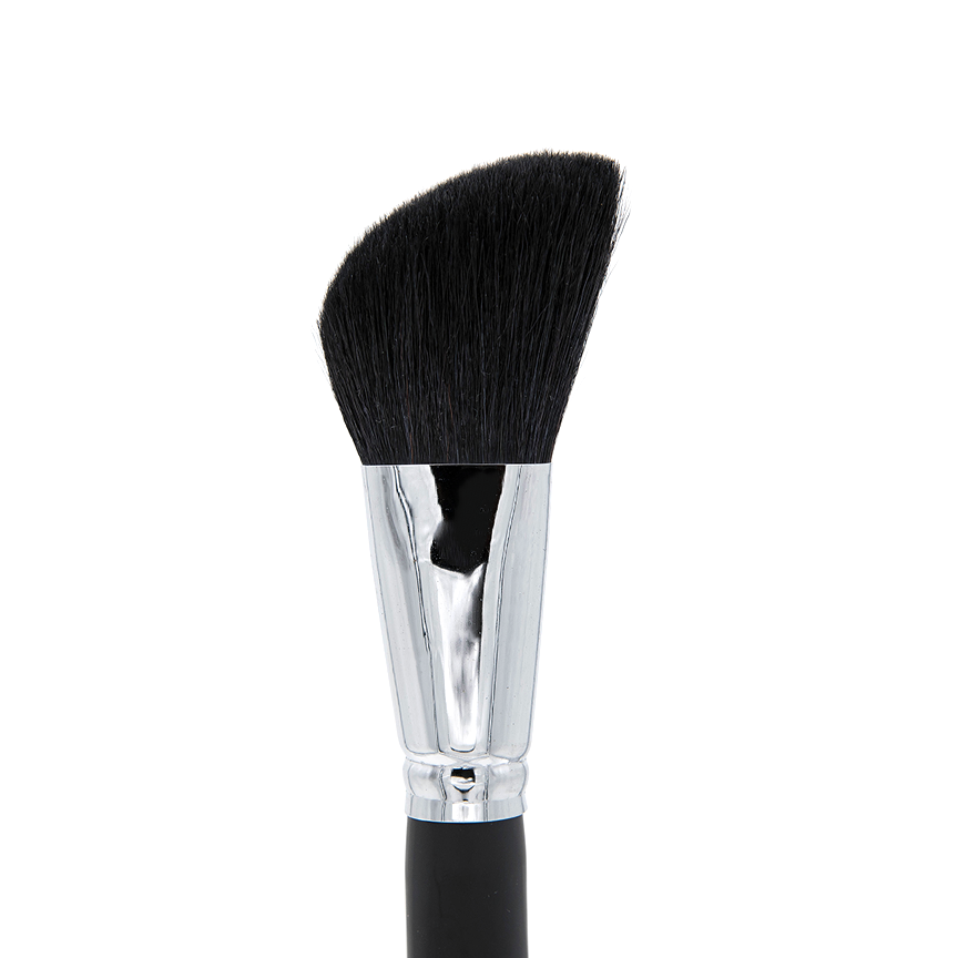 C308 Jumbo Angle Powder Brush - Crownbrush