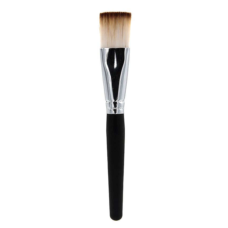 C315-A Soft Taklon Foundation Brush - Crownbrush