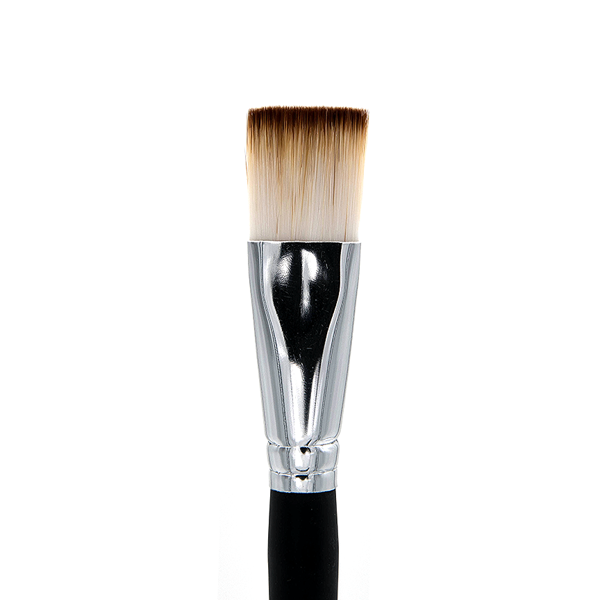 C315-A Soft Synthetic Foundation Brush Crownbrush