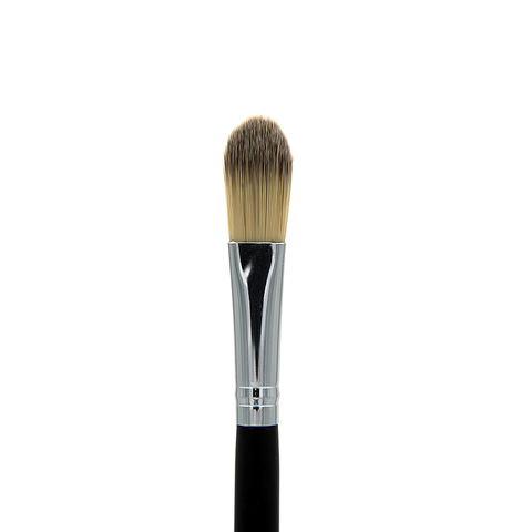 "C707-3/4"" Oval Foundation Brush"