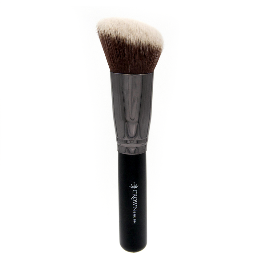 C453 Angle Contour Brush - Crownbrush
