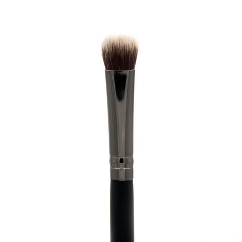CRG4 Deluxe Chisel Fluff Eyeshadow Brush