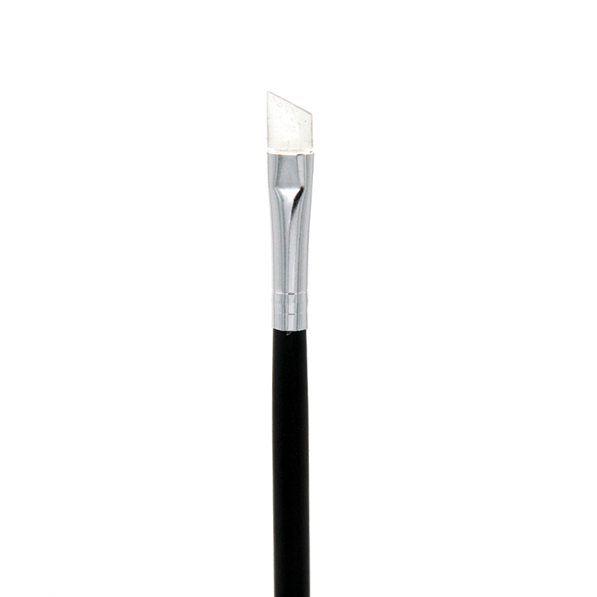 C475 Silicon Angle Liner Brush - Crownbrush