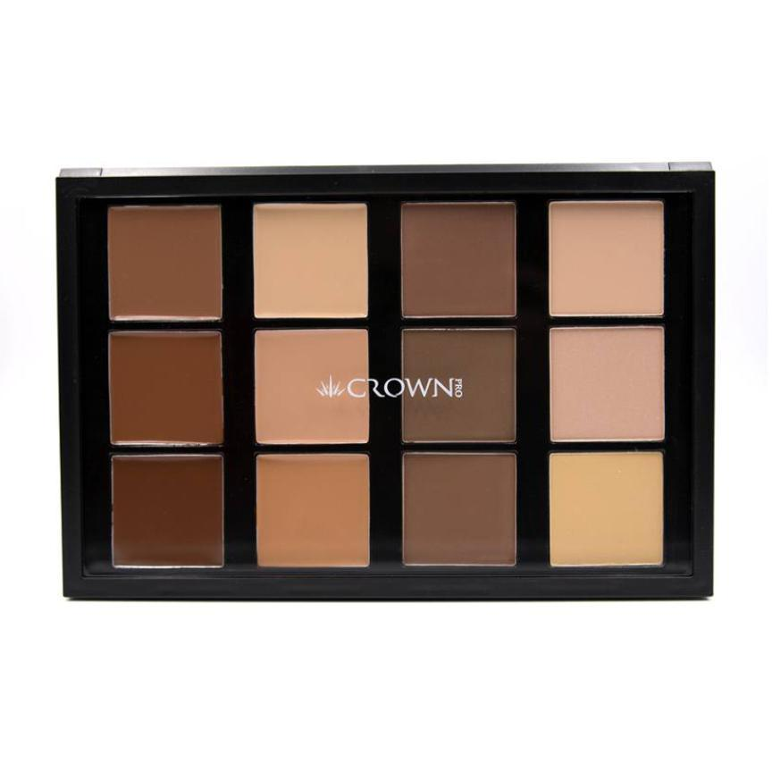 Pro Conceal and Contour Collection - Crownbrush