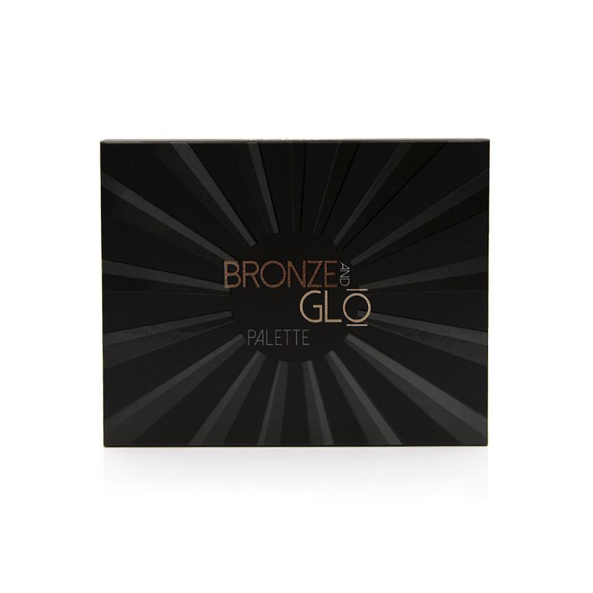 Bronze and Glo Makeup Palette | Crownbrush