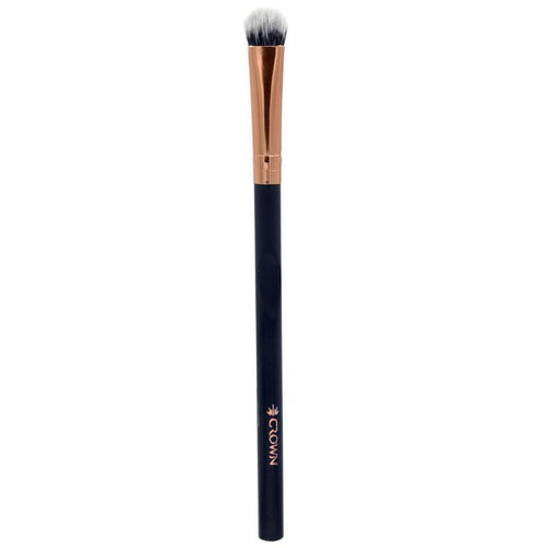 CRG4 Deluxe Chisel Fluff Eyeshadow Brush - Crownbrush