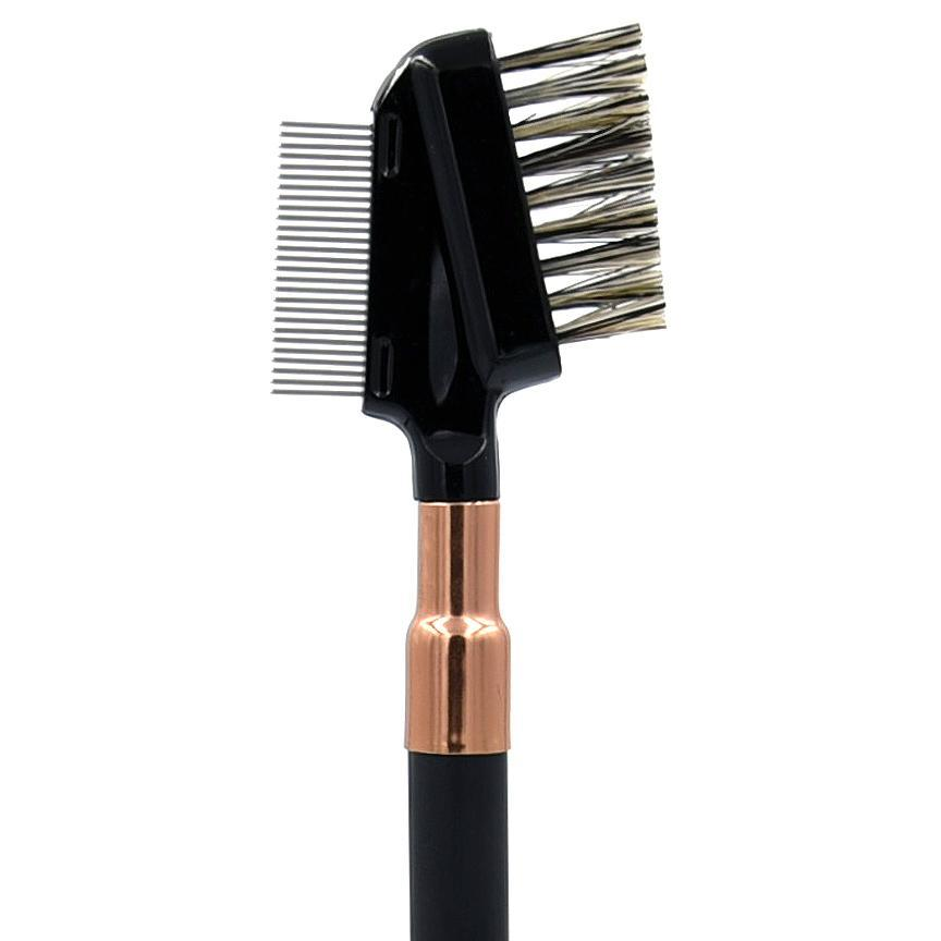 CRG8 Deluxe Brow/Lash Groomer Brush - Crownbrush