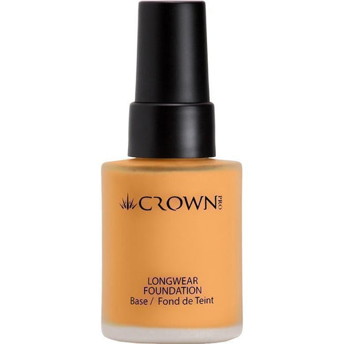 PFK1-3 Beige Longwear Foundation - Crownbrush