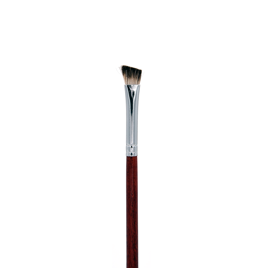 IB112 Badger Angle Brow Brush Crownbrush