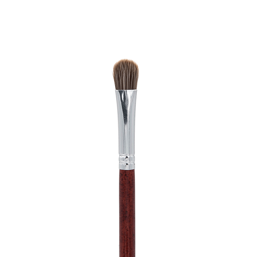 IB114 Oval Camouflage Brush Crownbrush
