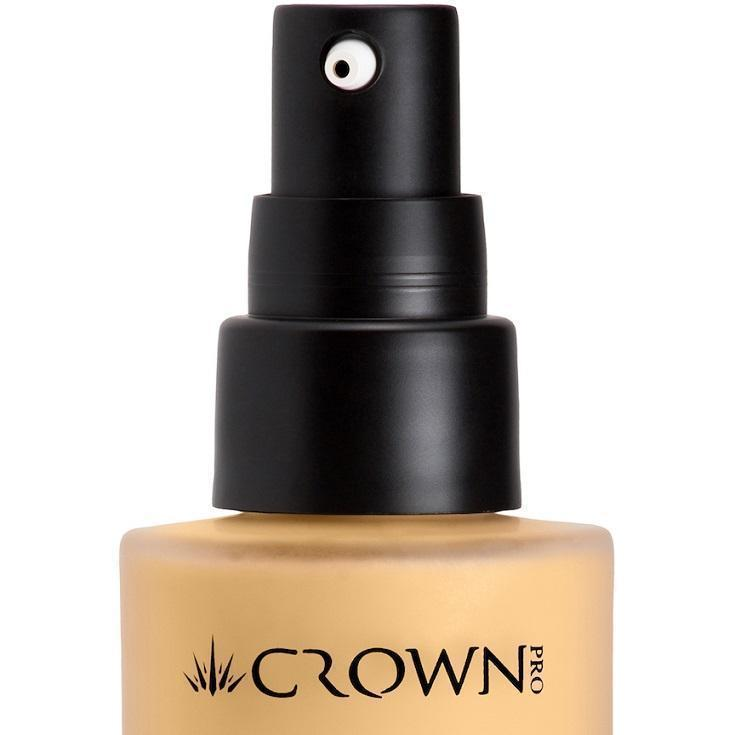 PFK12-1 Light Longwear Foundation - Crownbrush